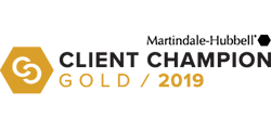 Martindale-Hubbell Client Champion
